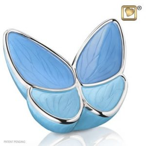 Wings of Hope (Blue)