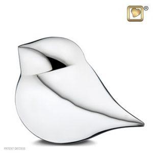 Silver Soul Bird Male