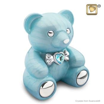 Cuddle Bear (Blue)