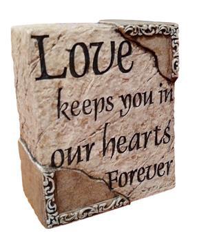 Love Forever Keepsake